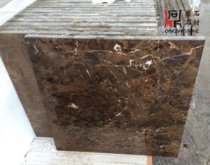 Natural Stone Flooring Emperador Dark From Spain Marble Tile for Building Material pictures & photos