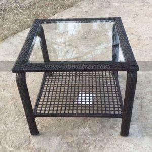 Garden Furniture Wicker Bistro Set Patio Stackable Chair (MTC-147) pictures & photos
