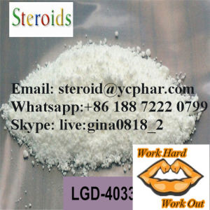 Sarm Raw Powder Lgd-4033 Ligandrol for Bodybuilding pictures & photos