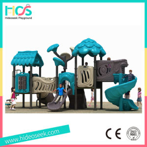 Latest European Standard Cheap Outdoor Kids Playground Equipment (HS09201) pictures & photos