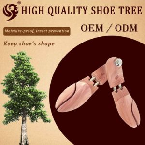 Factory Wholesale Cheap Shoe Tree Wood pictures & photos