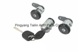 3 PCS Lock Set for Ford Fiesta pictures & photos