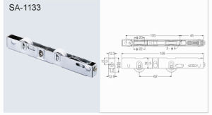 Window and Door Sash Roller/Pulley (SA-1133) pictures & photos