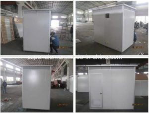 High Quality Modern Portable Prefabricated Public Mobile House/Toilet pictures & photos