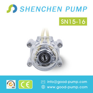 Adjustable Speed Sn25 Industrial Peristaltic Pump pictures & photos