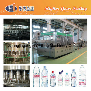 18000bph Mineral Water Filling Production Line pictures & photos