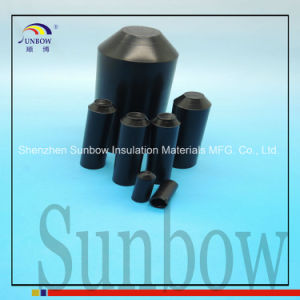 Adhesive Lined Hearshrink End Cap Cable End Seal Against Moisture pictures & photos