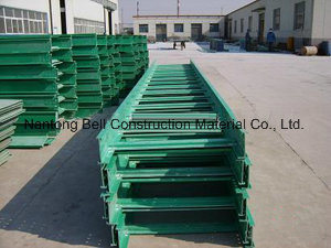 Cable Tray, Fiberglass (FRP) Cable Tray, Anti-Slip Fiberglass Pultursions. pictures & photos