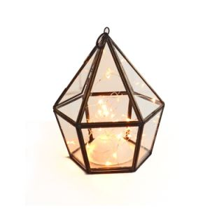Indoor and Outdoor Glass Storm Lantern Manufacturer pictures & photos