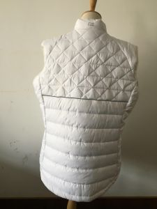 Ladies Down Vest, Clothing, White, 2017new Styles, Comfortable pictures & photos