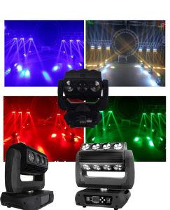 LED Matrix 2015 New 25X12W 25 Eyes Matrix Beam Moving Head LED Lighting pictures & photos