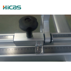 Woodworking Machinery Manual Sliding Table Panel Saw pictures & photos