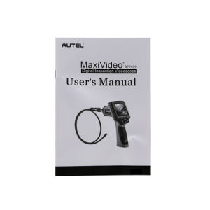 Autel Maxivideo Mv400 Digital Videoscope with 8.5mm Diameter Imager Head Inspection Camera pictures & photos