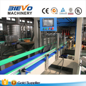 Automatic Tin Can Packing Machine with Case pictures & photos