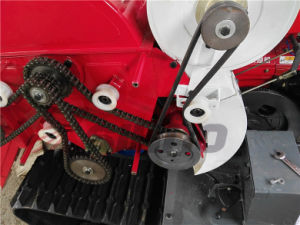Rice and Wheat Mini Combine Harvester with 1.2m Cutting Width pictures & photos