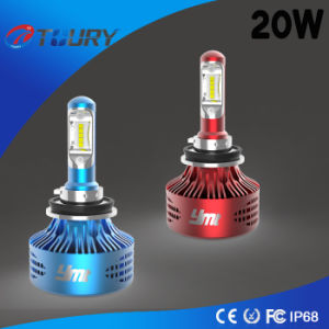 Auto Headlight Over 3 Years Warranty Supply H8 LED Car Lights pictures & photos