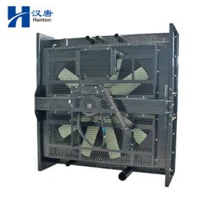Cummins QSK60-G diesel motor engine cooler radiator for generator set pictures & photos