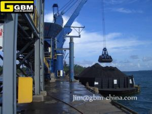 Stationary Harbor Crane Small Size Hydraulic Fixed Boom Deck Provision Crane pictures & photos