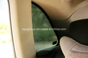 Q5 Mesh Fabric Side Window Car Sunshade with Clip Part