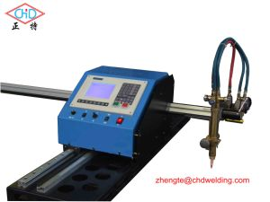 Znc-1500A Portable CNC Plasma Cutting Machine for Cutting Metal pictures & photos