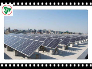 3.2mm Anti-Reflective Coating Tempered Solar Glass for Solar Cell pictures & photos