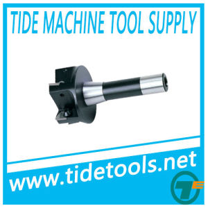 R8 Carbide Indexable End Milling Cutter pictures & photos