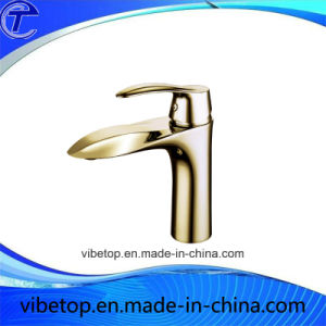 Wholesale Beautiful Quality Brass Bathroom Basin Faucet/Mixer/Tap pictures & photos