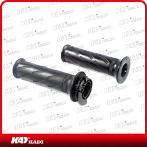 Motorcycle Handle Rubber for En125 Motorcycle Handle Grip pictures & photos