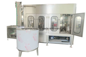 Automatic 3 in 1 Tea Hot Filling Equipment Production Line pictures & photos