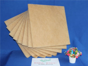 Flame Retardant Material Air Filter Media Roll Rated Air Flow pictures & photos