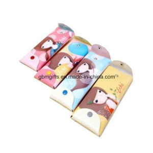 Office Stationery PVC Plastic Pen Cartoon File Bag pictures & photos
