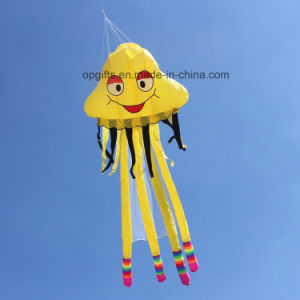 Outdoor Soft Octopus Kite Easy Flyer pictures & photos