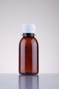 Pet Plastic Bottle for Liquid Medicine Packaging pictures & photos