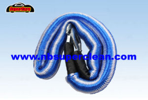 Emergency Towing Strap with Hooks Car Tow Rope Non Shrink Nylon Heavy Duty Tow Rope pictures & photos