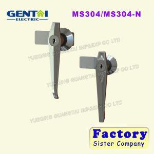 Competitive Aluminum Iron Plate Door Handle Lock pictures & photos