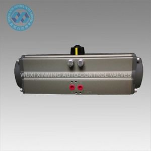 at Series Double Acting or Spring Return Pneumatic Actuator pictures & photos