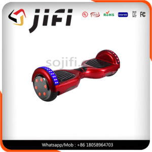 Factory Price Two Wheel Smart Hoverboard Electric Scooters with LED Light pictures & photos
