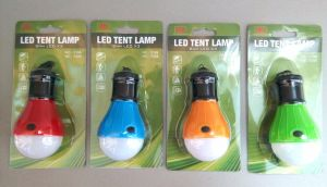 Ningbo Camping Hiking Emergercy Tent Bulb pictures & photos