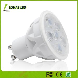 USA Europe Market GU10 6W Dimmable LED Spotlight 5000K 2700K LED Spot Light with Ce RoHS UL pictures & photos