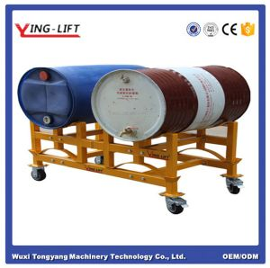 Oil Drum Rack Ty-150A pictures & photos