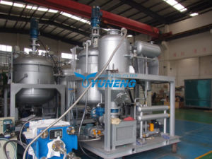 High Efficiency Lubricating Oil Refinery Equipment pictures & photos