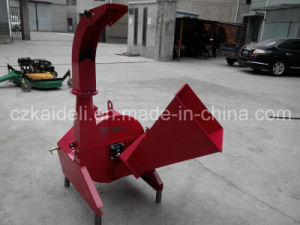 CE Standard Professional Self Feed Wood Chipper pictures & photos