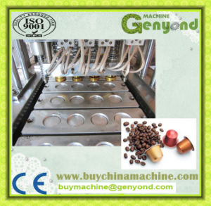 High Efficent Coffee Capsule Filling Machine pictures & photos