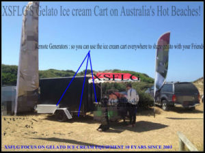 Popsicle Tricycle/ Ice Cream Cart for Sale pictures & photos