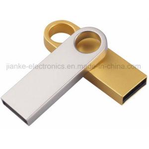 Hot Sale Key Chain Metal USB Flash Pen Drive with Customized Logo (761)