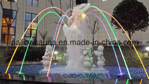 Laminar Jet Fountain with Cutter for Swimming Pool pictures & photos
