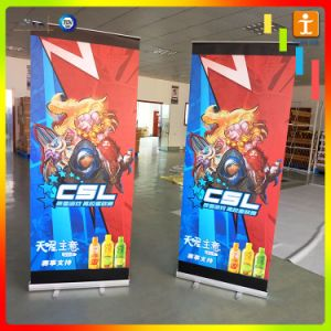 Outdoor High Quality Roll up Banner/Pull up Banner pictures & photos
