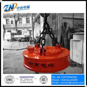 Scrap Lifting Magnet for Crane Installation MW5-80L/1 pictures & photos