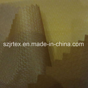400t Jacquard Nylon Taffeta Fabric for Down Jacquard and Skin Fabric pictures & photos