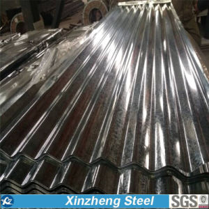SGCC Galvanized Corrugated Sheet, Galvanized Roofing Sheet pictures & photos
